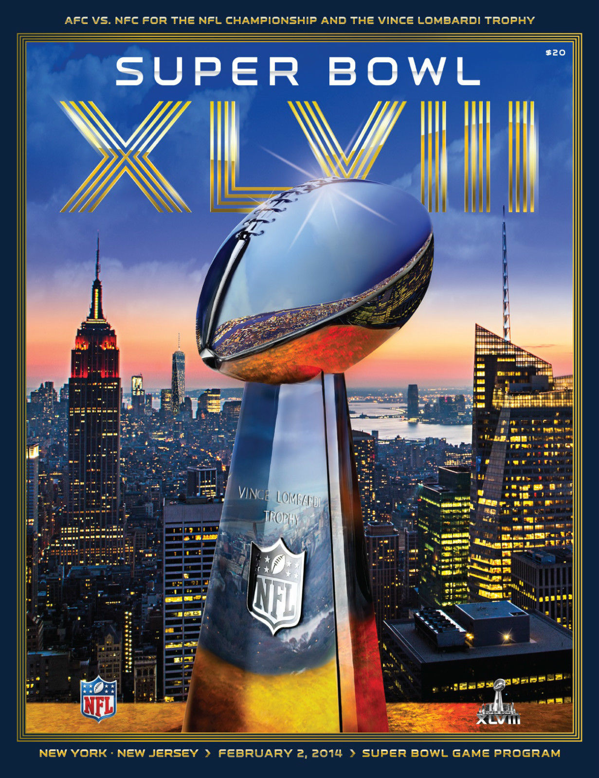 Super Bowl PR         Program