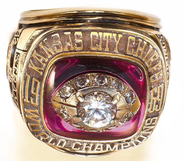 Super Bowl IV         Jewelry