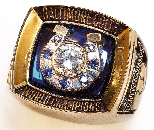 Super Bowl V          Jewelry