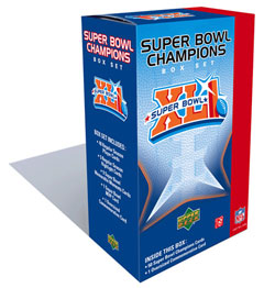 Super Bowl XLI        Card Set