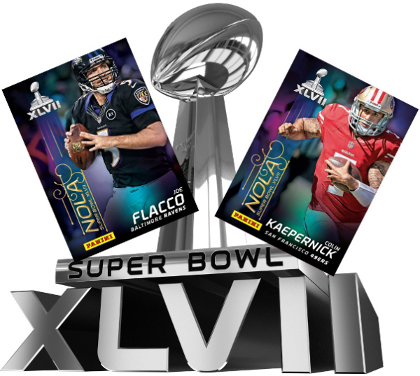 Super Bowl XLVII      Card Set