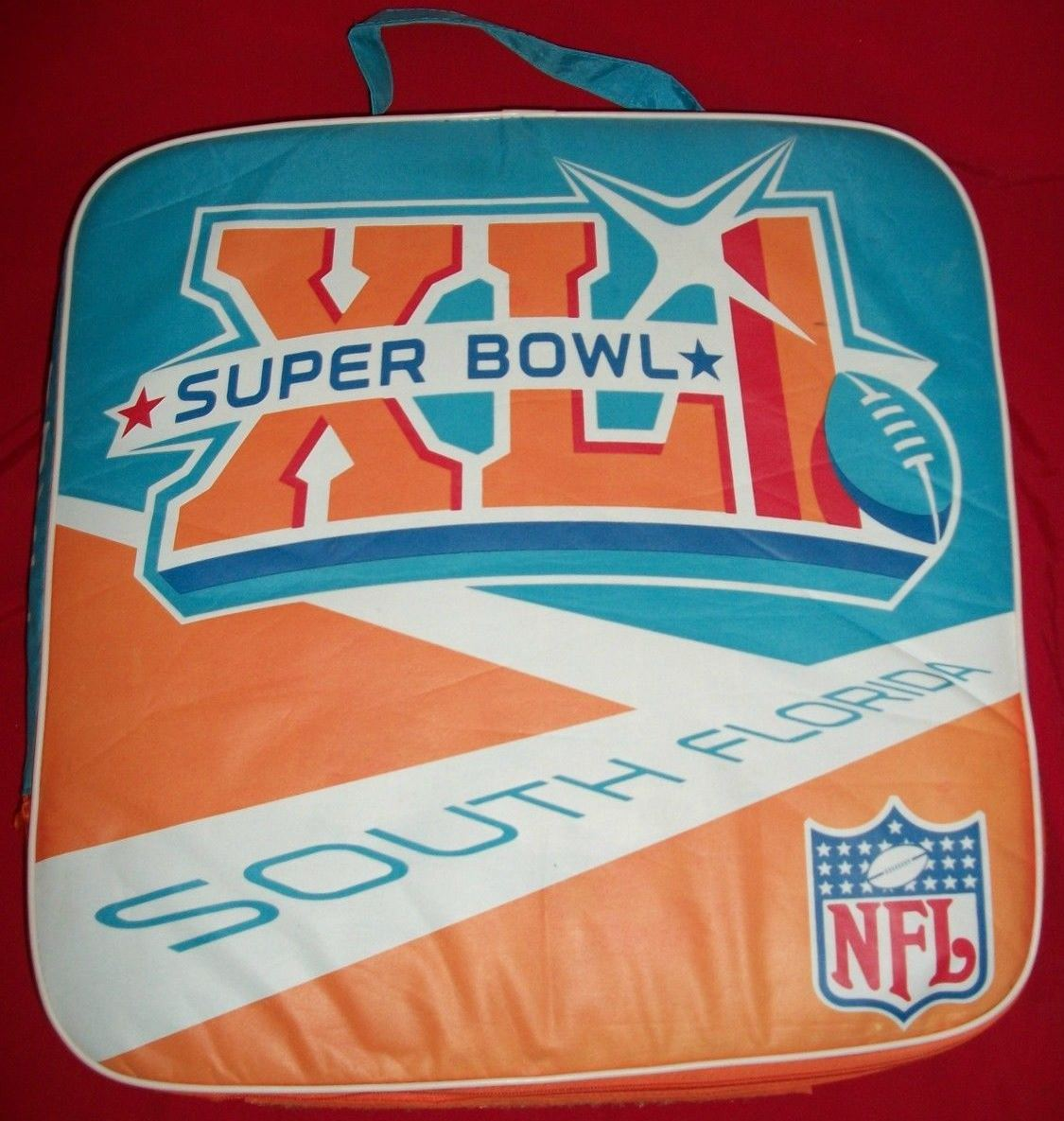 Super Bowl XLI        Cushion