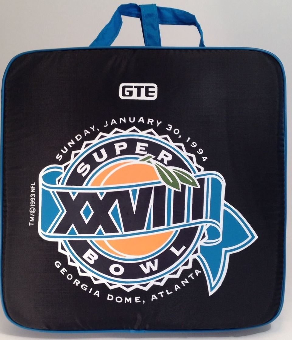 Super Bowl XXVIII     Cushion