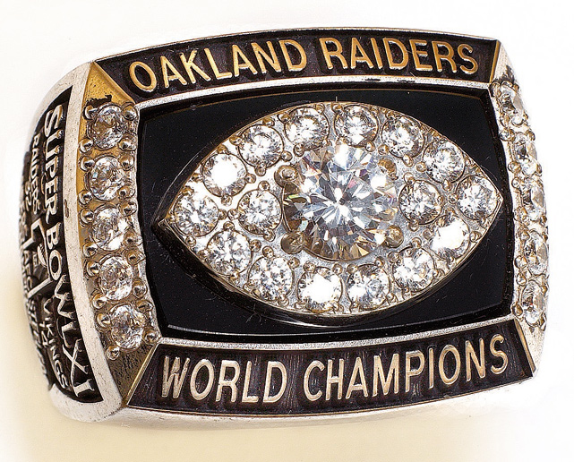 Super Bowl XI         Jewelry