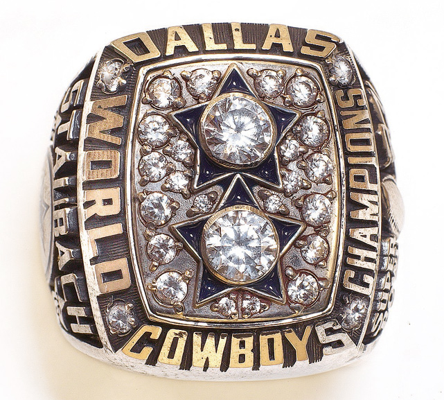 Super Bowl XII        Jewelry