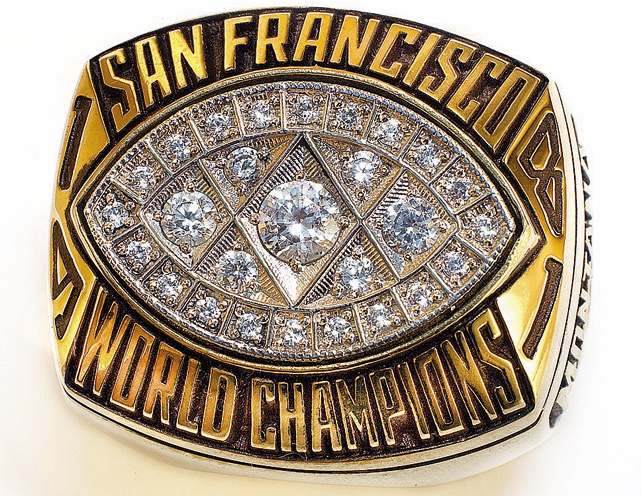 Super Bowl XVI        Jewelry