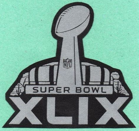 Super Bowl XLIX       Patch