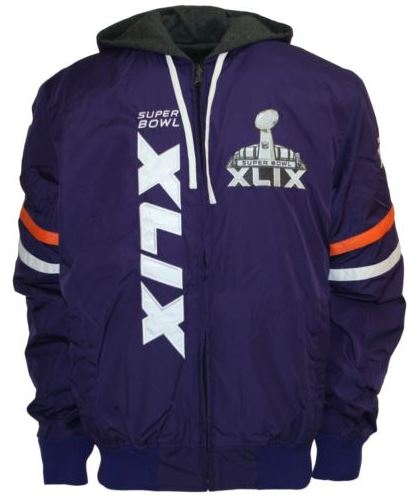 Super Bowl XLIX       Clothing