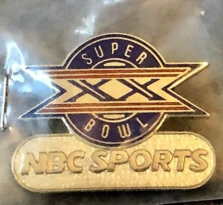 Super Bowl XX         Pin