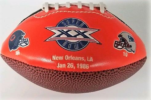 Super Bowl XX         Football