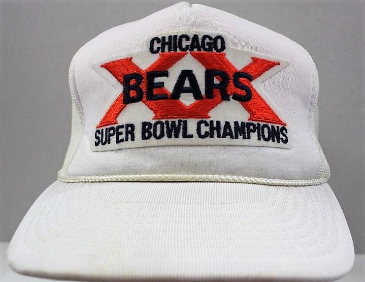 Super Bowl XX         Hats