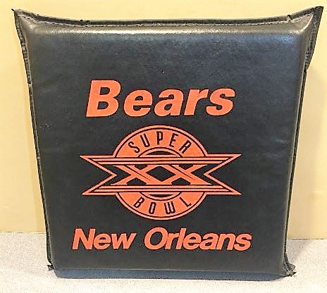 Super Bowl XX         Cushion
