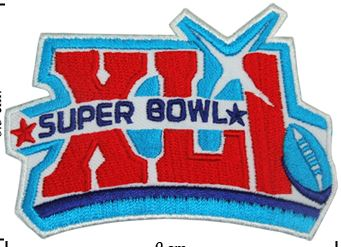 Super Bowl XLI        Patch