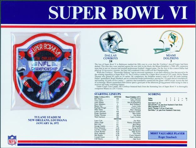 Super Bowl PT         Patch