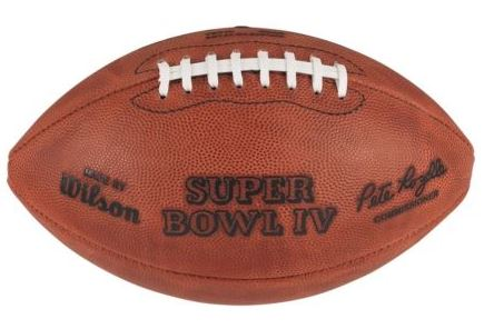 Super Bowl IV         Football