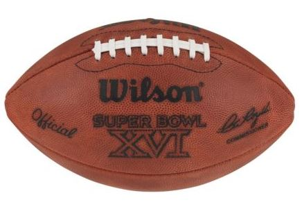 Super Bowl XVI        Football