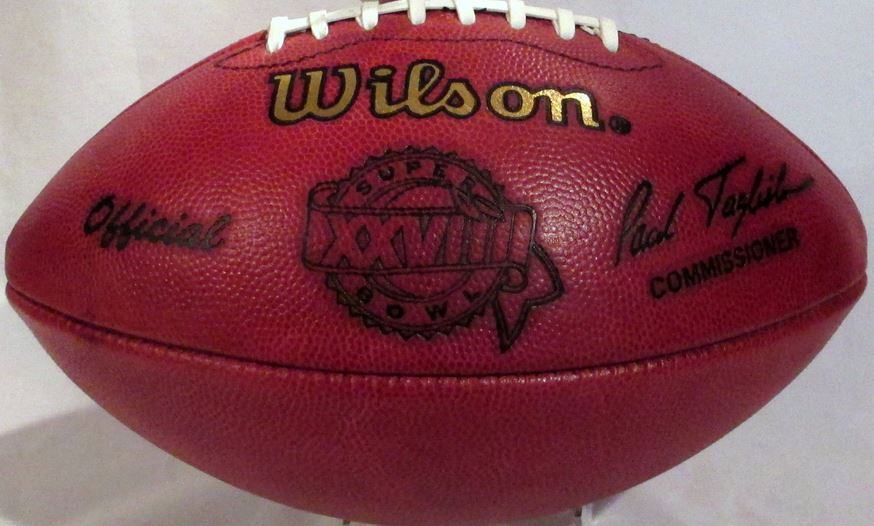 Super Bowl XXVIII     Football