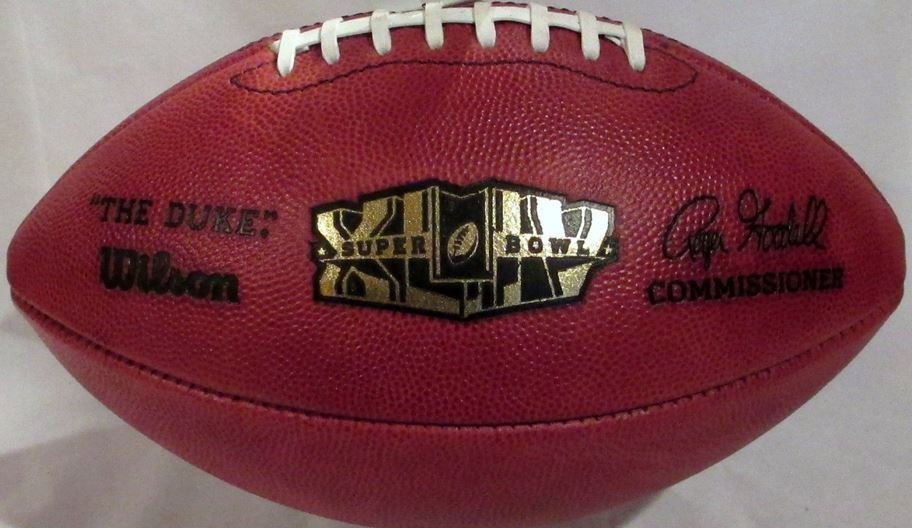 Super Bowl XLIV       Football