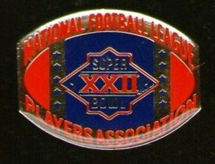 Super Bowl XXII       Pin