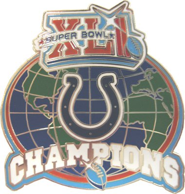 Super Bowl XLI        Pin