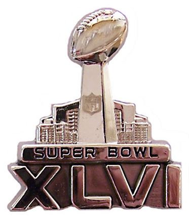 Super Bowl XLVI       Pin